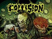 Collision Satanic Surgery Album Cover