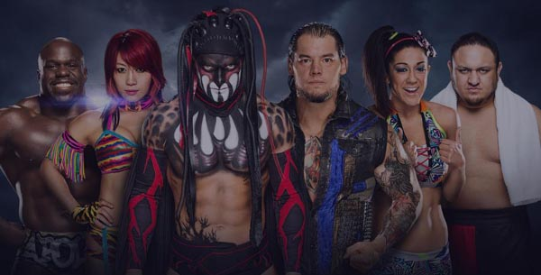 NXT Roster Header Image