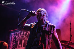 Heart of a Coward on stage at Impericon Festival 2016 3rd May 2016