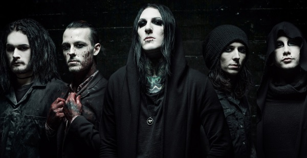 Motionless In White Band Promo Photo