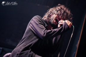Northlane on stage at Impericon Festival 2016 3rd May 2016