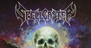 Spellcaster - Night Hides The World Album Cover