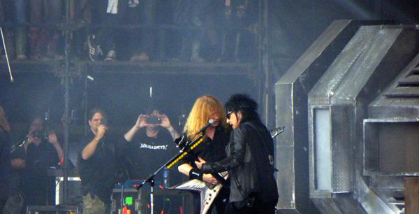 Download 2016 Megadeth Dave Mustaine Nikki Sixx