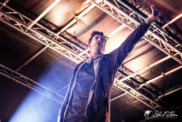 Of Mice and Men on stage at Slam Dunk South Hatfield 30th May 2016
