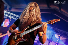 Abhorrent Decimation on stage at UK Tech-Metal Fest 2016 9th July 2016
