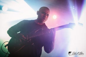 Animals As Leaders on stage at UK Tech-Metal Fest 2016 8th July 2016