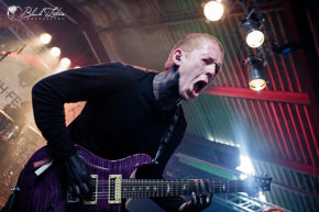 Belial on stage at UK Tech-Metal Fest 2016 9th July 2016