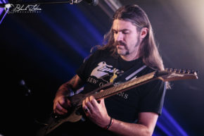 Between The Buried and Me on stage at UK Tech-Metal Fest 2016 10th July 2016