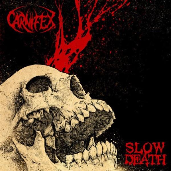 Carnifex - Slow Death Album Cover