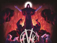 FVK Fearless Vampire Killers Final Show Poster Zoax Ashestoangels