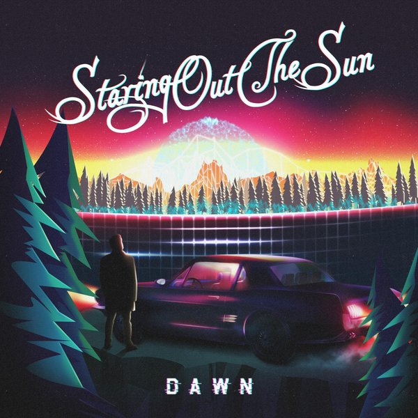 Staring Out The Sun Dawn Album Cover 600px