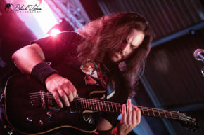 Tardive Dyskinesia on stage at UK Tech-Metal Fest 2016 10th July 2016
