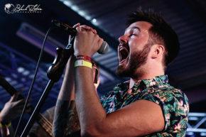 Terraform UK on stage at UK Tech-Metal Fest 2016 10th July 2016