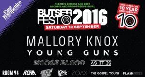 BUTSERFEST 2016 Festival Final Poster Header 600px