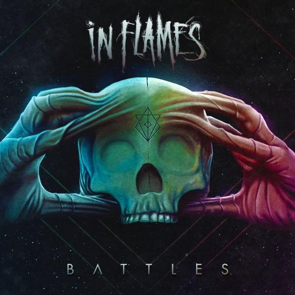 In Flames Battles Album Artwork