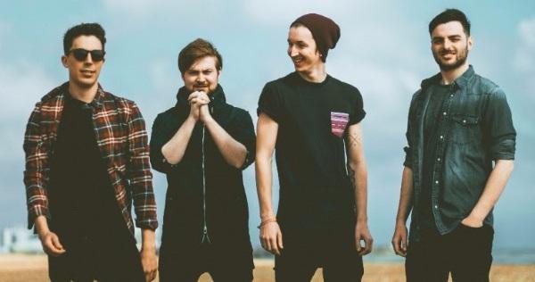 Area 11 Band Promo Photo