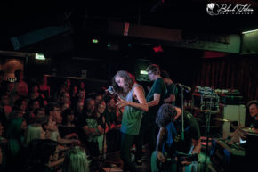 Drones on stage at The Borderline London 8th September 2016