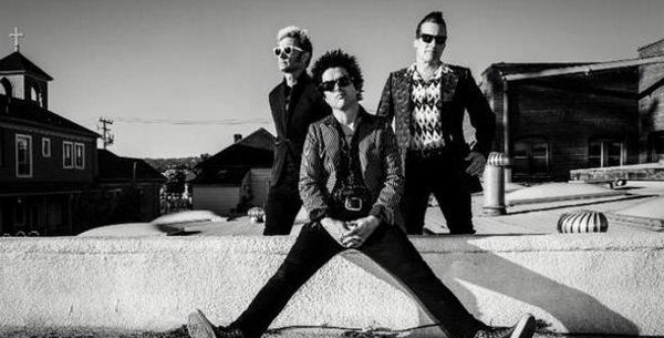 Green Day Band Promo Photo