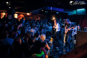 Greywind on stage at The Borderline London 8th September 2016