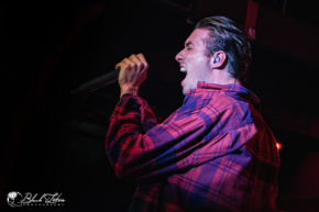 Young Guns on stage at The Borderline London 8th September 2016