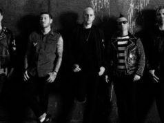 Avenged Sevenfold 2016 Band Photo