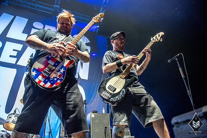 Bowling For Soup Announce 2018 UK Get Happy Tour W/ The Aquabats!
