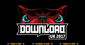 Download Festival 2017 First Line Up Poster