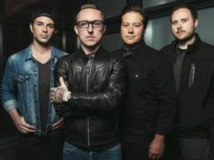 Yellowcard 2016 Band Photo