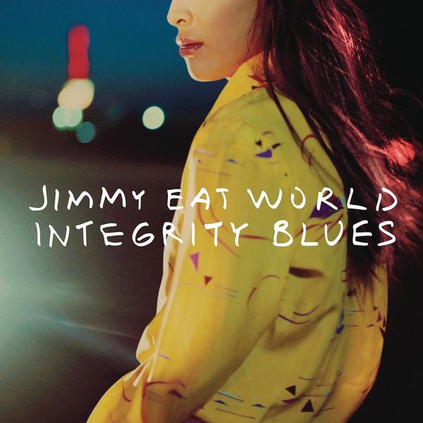 Jimmy Eat World Integrity Blues Album Cover