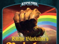 Ritchie Blackmore's Rainbow Stone Free Festival 2017 Poster