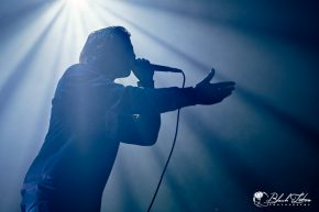 The Amity Affliction live on stage at The Roundhouse on 6th December 2016
