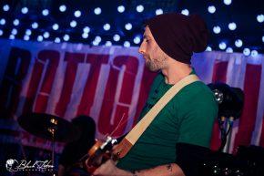 Saving Sebastian on stage at Camden Assembly London 12th January 2017