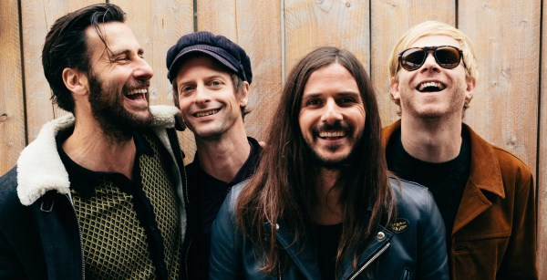 Temperance Movement Band Promo Photo