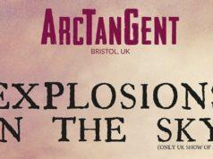 ArcTanGent Festival 2017 Second Line Up Poster Header