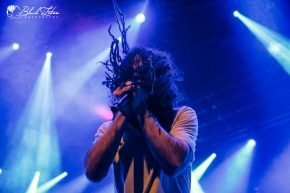 Sikth on stage at Roundhouse London 17th February 2017