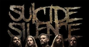 Suicide Silence Self Titled Album Cover