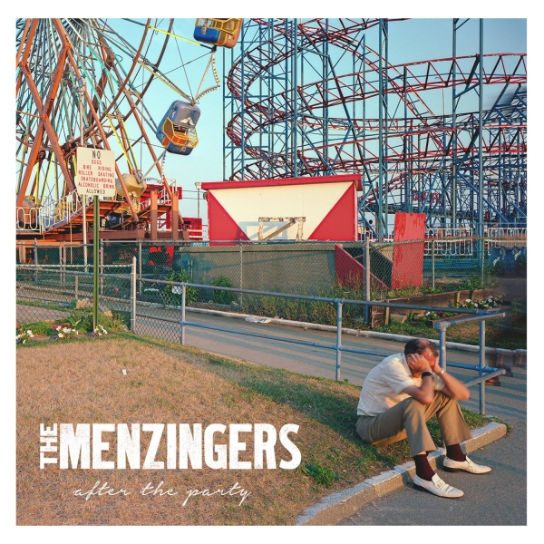 The Menzingers After The Party Album Cover 600px