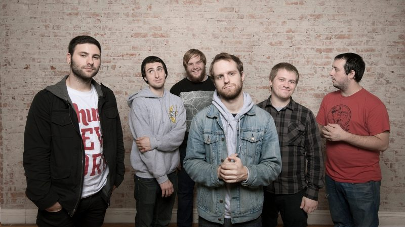 The Wonder Years Band Promo Photo