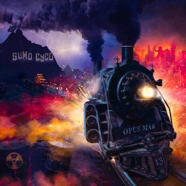 Sumo Cyco - Opus Mar Album Cover