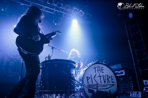 The Picturebooks on stage at Electric Ballroom London 22nd March 2016