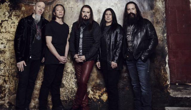 Dream Theater 2017 Promo Photo