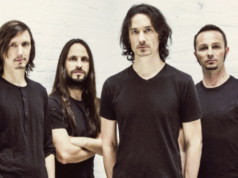 Gojira Band Photo 2017