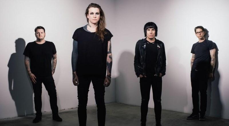 Against Me Band Promo Photo 2017