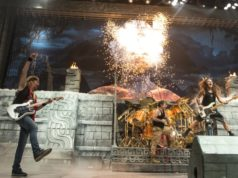 Iron Maiden The Book Of Souls UK Tour 2017 Photo John McMurtrie