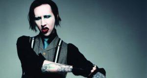 Marilyn Manson 2017 Promo Photo