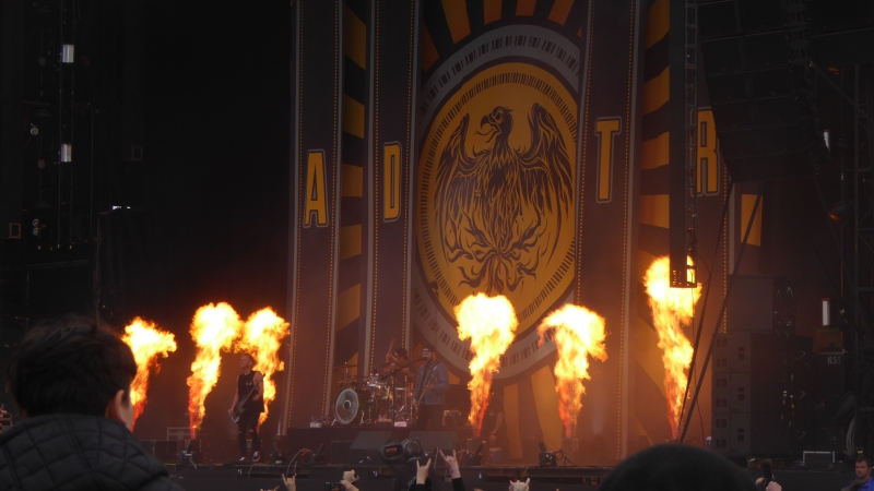 A Day To Remember Download Festival 2017