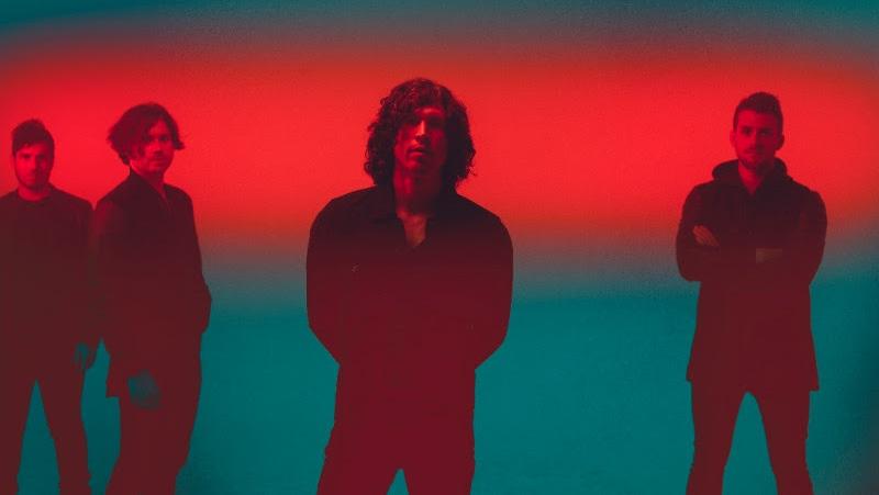 Nothing More 2017 Band Promo Photo