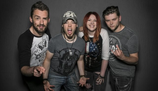 Stone Broken Band Promo Photo