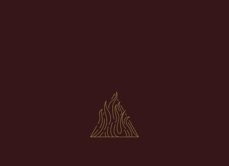 Trivium - The Sin And The Sentence Album Cover Artwork