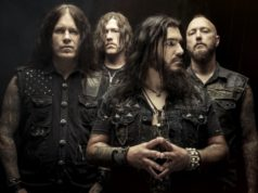 Machine Head Band Photo 2017